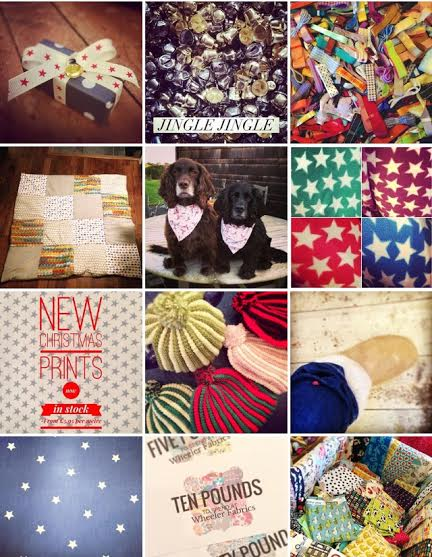@wheelerfabrics Instagram feed